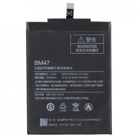 باتری شیائومی  BM47  | Xiaomi Redmi 3 / Redmi 3S / Redmi 3 Pro / Redmi 4X